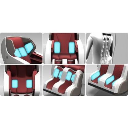 Massagefåtölj Zero Gravity Future